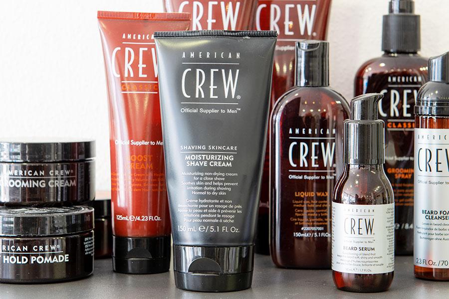 Produktauswahl: American Crew - Herrenpflegeserie